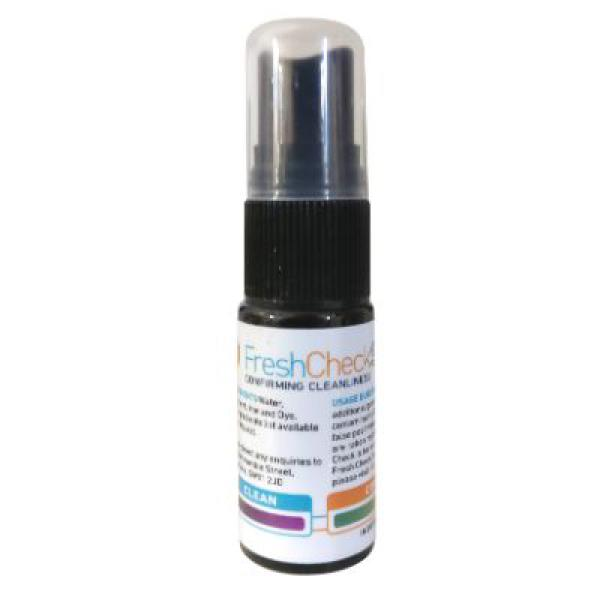 FreshCheck 15ml Spray Bottle SINGLE