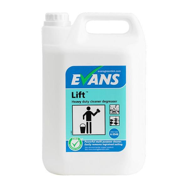 Evans-Lift-Unperfumed-Cleaner-Degreaser-5L