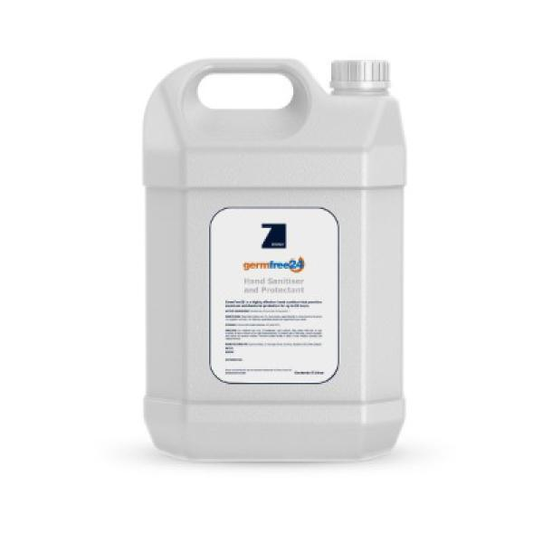 Zoono Germfree-24Hour Hand Sanitiser 5L