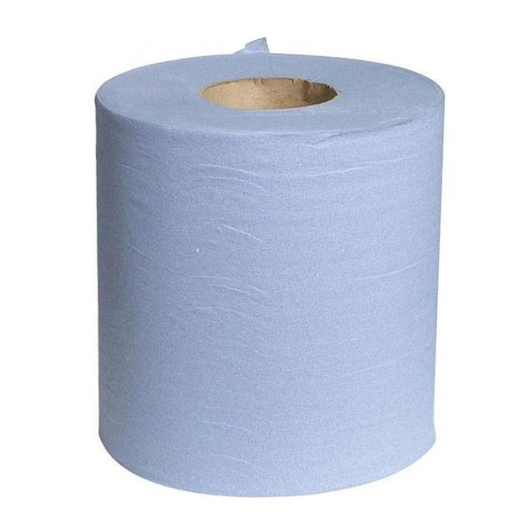 Blue-Centrefeed-2-Ply-Towel-Roll-150mtr