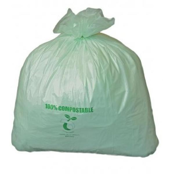 Compostable-Caddy-Liner-Green-12L-16-x-18-