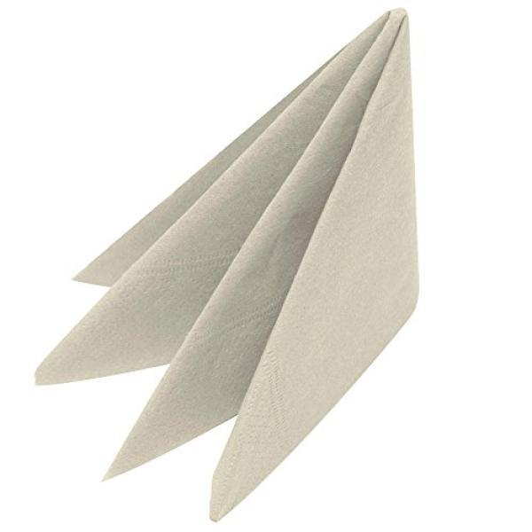 33cm-Napkins---2ply---Devon-Cream